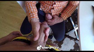 MenPOV – Dirty Big Brother Adam Herst Fucks Joels Mason